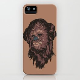 Chewie iPhone Case