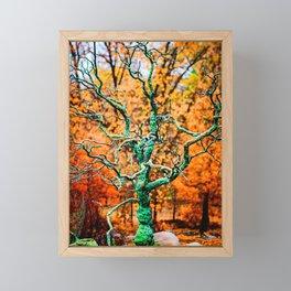 Tree Rebirth Framed Mini Art Print