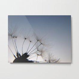 unbearable lightness Metal Print