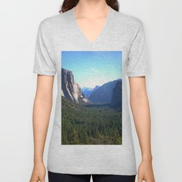 Peaceful Valley Unisex V-Neck
