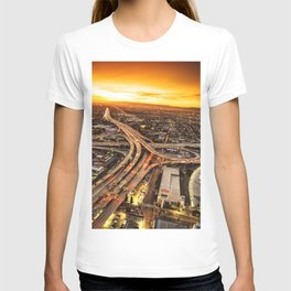 los angeles junction T-shirt