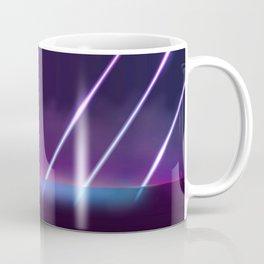 Retro Metallic 80s Design  Coffee Mug