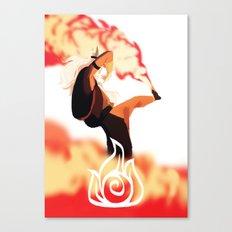 Avatar Roku II Canvas Print