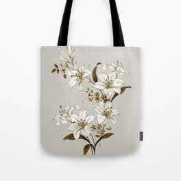 Flowers 9 Tote Bag