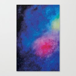 G A L A X Y Canvas Print