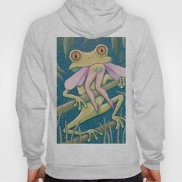 Kiss the Frog Hoody