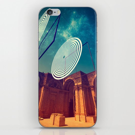 Signals iPhone & iPod Skin