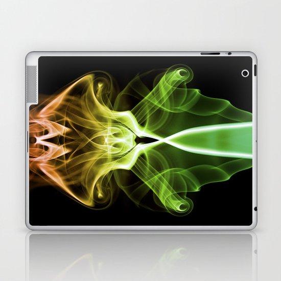 Smoke Photography #24 Laptop & iPad Skin