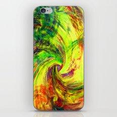 i love colours iPhone & iPod Skin