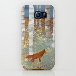 Autumn Fox iPhone Case