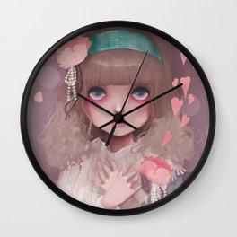 Le coeur en liesse... Wall Clock