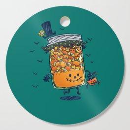 Halloween Jam Cutting Board