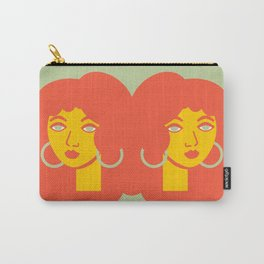 Polly Primrose Carry-All Pouch