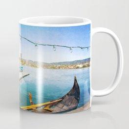 Lake Merritt Gondola Coffee Mug