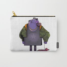 Off for a walk Carry-All Pouch