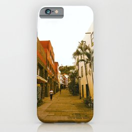 Puerto De La Cruz iPhone Case