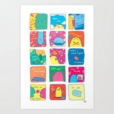 Can Do Art Print