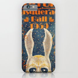 Bioshock masquerade ball 1959 iPhone Case