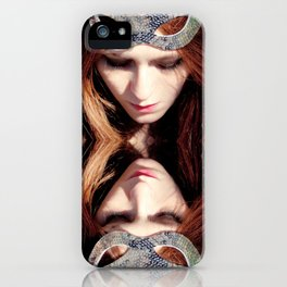 Reflects5 iPhone Case