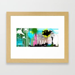 #$$$ Framed Art Print