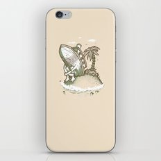 Shipwrecked iPhone & iPod Skin