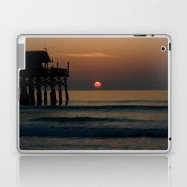 Morning Meditation Laptop & iPad Skin
