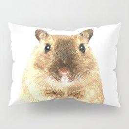 Hamster Portrait Pillow Sham