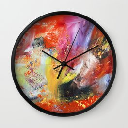 A Greater Grace Wall Clock