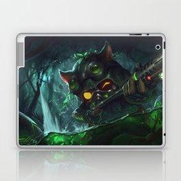 Omega Squad Teemo League Of Legends Laptop & iPad Skin