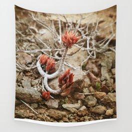Fleur du désert Wall Tapestry