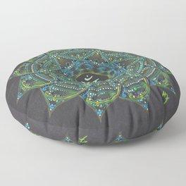 Heart Chakra Floor Pillow