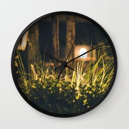 Homely Fun Wall Clock