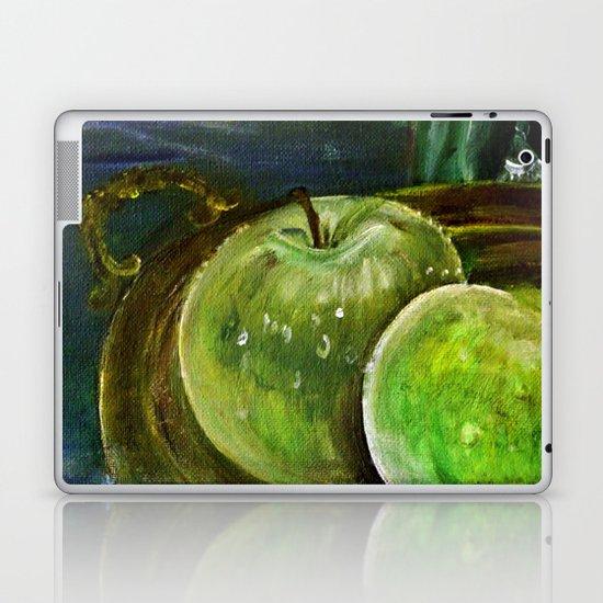 Green Apples Laptop & iPad Skin