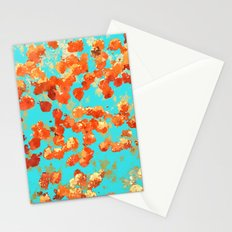 Teal Decor #society6 Stationery Cards