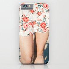 Flower Dress Slim Case iPhone 6s