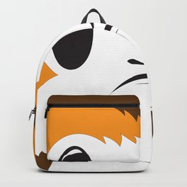 Space Penguin Block Backpack