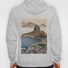 Rio de Janeiro Brazil Hoody