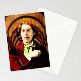 Oscar Wilde 1854-1900 Stationery Cards