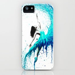 In The Waves iPhone Case