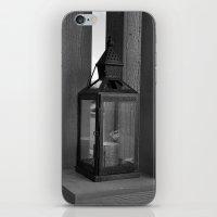 lantern iPhone & iPod Skins featuring Lantern by Jakob