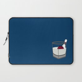 Hey, careful, man, there's a beverage here!  Laptop Sleeve
