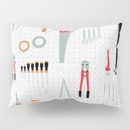 Tool Wall Pillow Sham