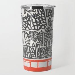 London Cityscape Travel Mug