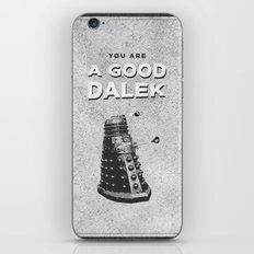 Doctor Who: A Good Dalek iPhone & iPod Skin