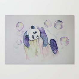 spent Canvas Print