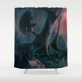 Point Pleasant Shower Curtain