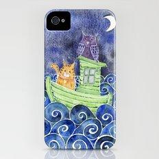 The Owl & The Pussycat iPhone (4, 4s) Slim Case
