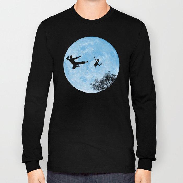 Go Big or Phone Home Long Sleeve T-shirt