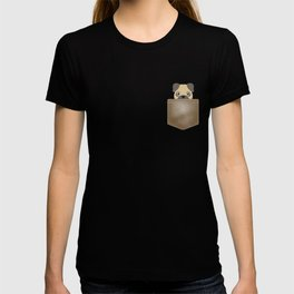 Funny Pug Dog T shirt T-shirt