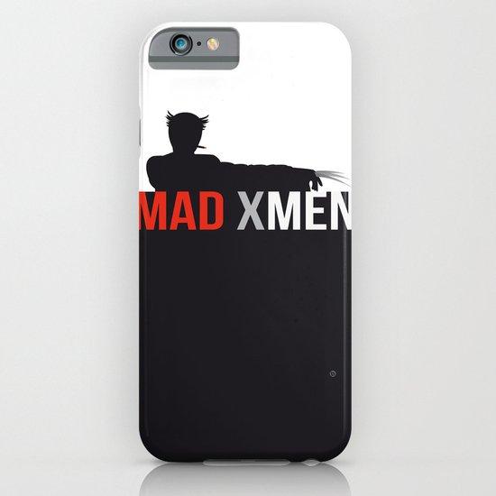 MAD X MEN iPhone & iPod Case